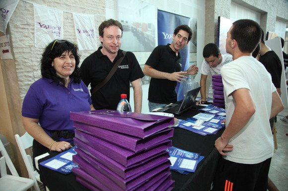 Technion and CS 2012 Researchers Night, photo 219