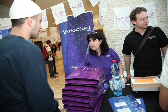Technion and CS 2012 Researchers Night, photo 221