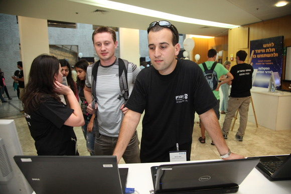 Technion and CS 2012 Researchers Night, photo 232