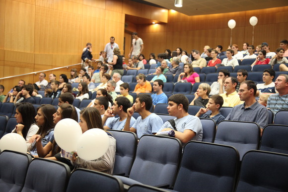 Technion and CS 2012 Researchers Night, photo 240