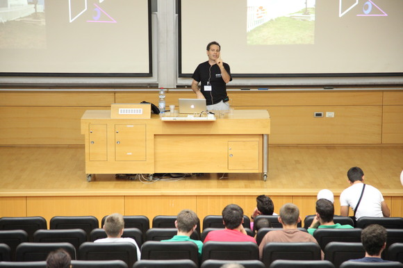 Technion and CS 2012 Researchers Night, photo 241
