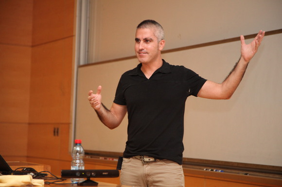 Technion and CS 2012 Researchers Night, photo 243