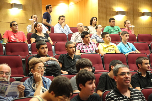 Technion and CS 2012 Researchers Night, photo 246