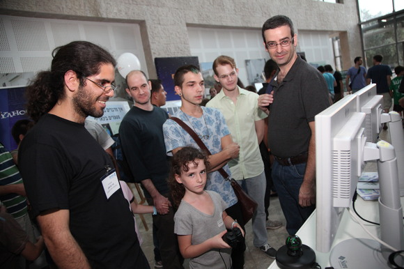 Technion and CS 2012 Researchers Night, photo 248