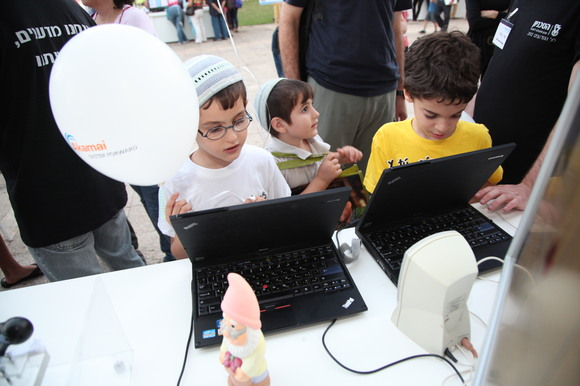 Technion and CS 2012 Researchers Night, photo 255
