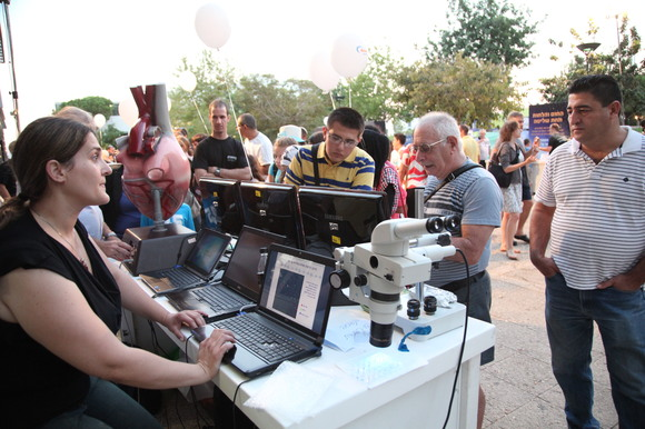 Technion and CS 2012 Researchers Night, photo 269