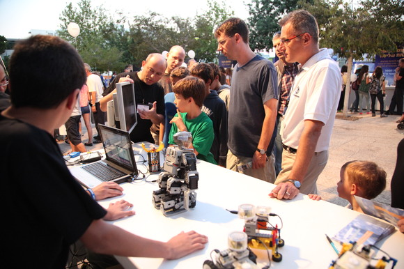 Technion and CS 2012 Researchers Night, photo 273