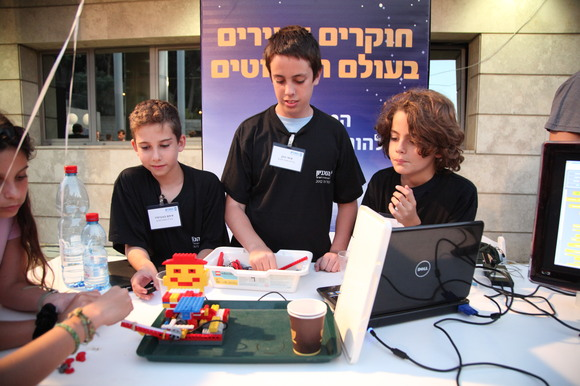 Technion and CS 2012 Researchers Night, photo 277