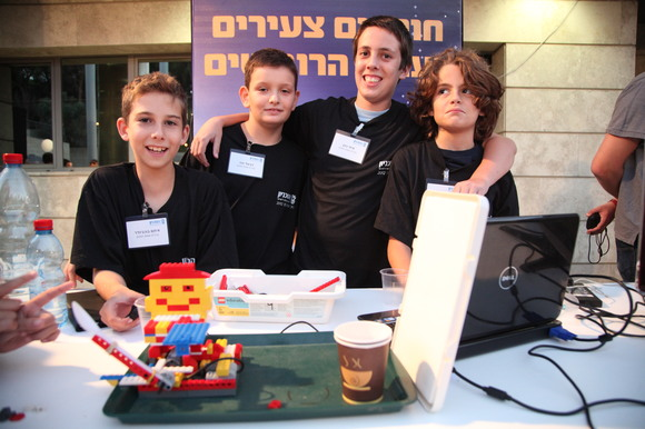 Technion and CS 2012 Researchers Night, photo 278