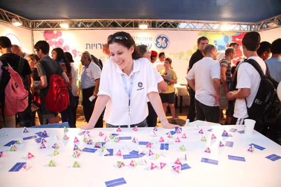 Technion and CS 2012 Researchers Night, photo 287
