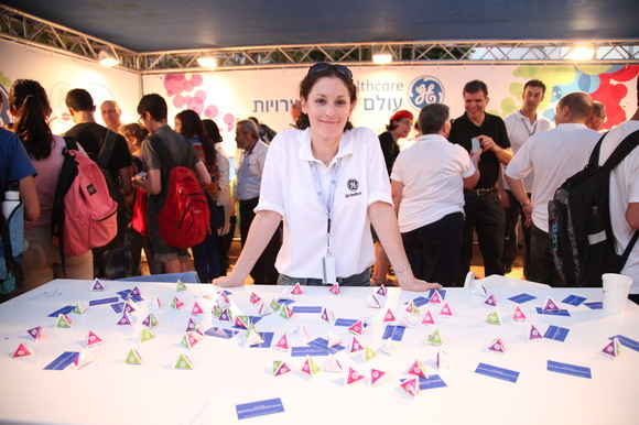 Technion and CS 2012 Researchers Night, photo 288