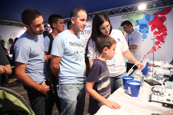 Technion and CS 2012 Researchers Night, photo 289