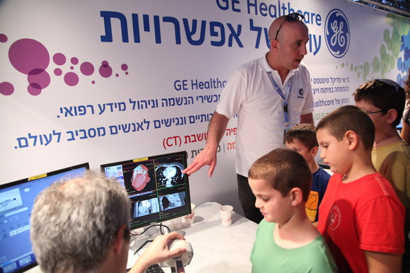 Technion and CS 2012 Researchers Night, photo 290
