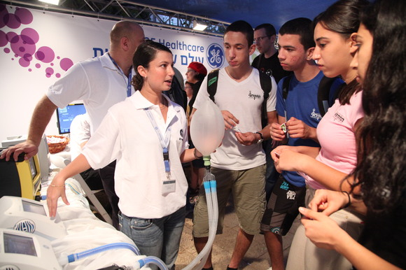 Technion and CS 2012 Researchers Night, photo 291