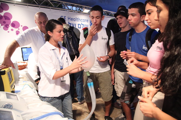Technion and CS 2012 Researchers Night, photo 292
