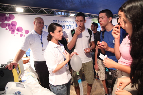 Technion and CS 2012 Researchers Night, photo 293