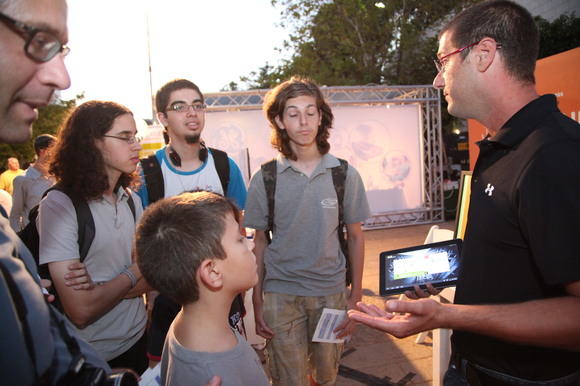 Technion and CS 2012 Researchers Night, photo 297