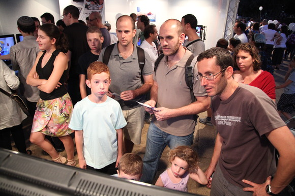 Technion and CS 2012 Researchers Night, photo 298