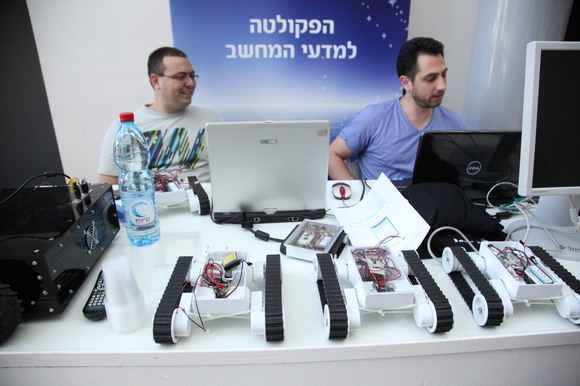 Technion and CS 2012 Researchers Night, photo 3