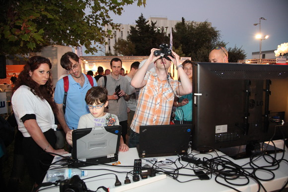 Technion and CS 2012 Researchers Night, photo 304