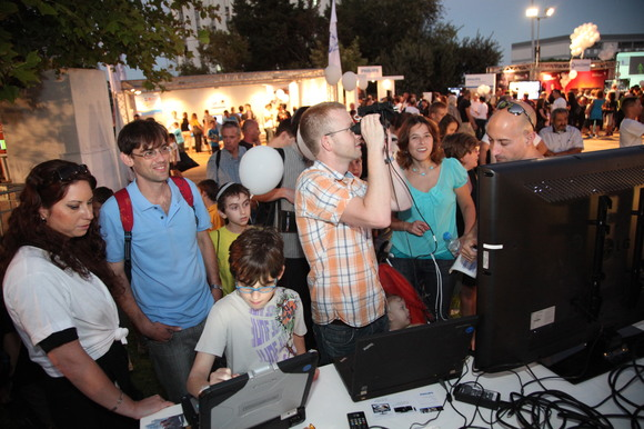 Technion and CS 2012 Researchers Night, photo 305