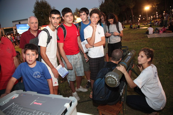 Technion and CS 2012 Researchers Night, photo 306