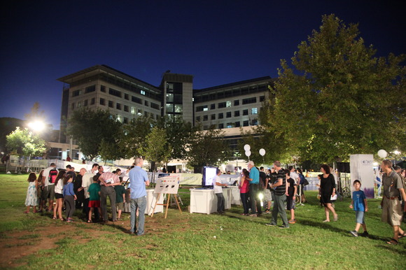 Technion and CS 2012 Researchers Night, photo 319