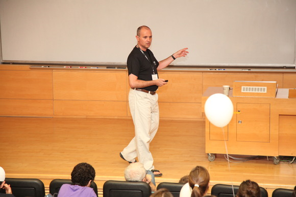 Technion and CS 2012 Researchers Night, photo 320