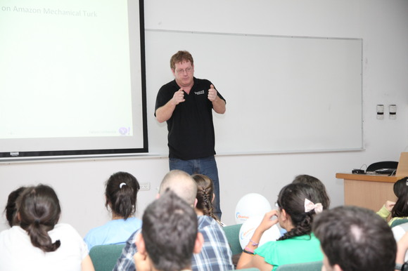 Technion and CS 2012 Researchers Night, photo 321