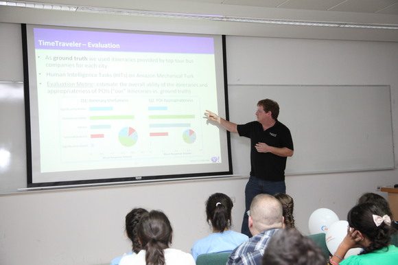 Technion and CS 2012 Researchers Night, photo 323