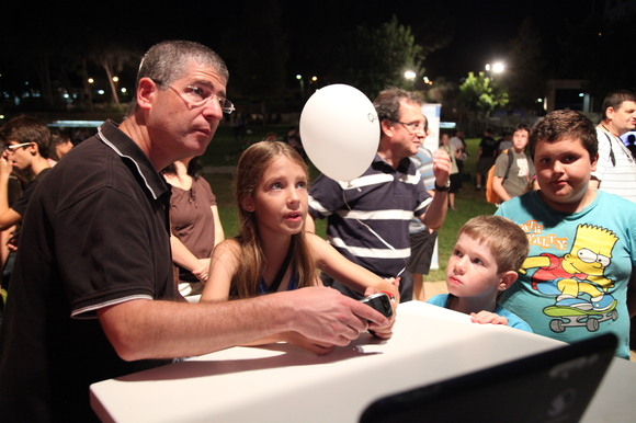 Technion and CS 2012 Researchers Night, photo 341
