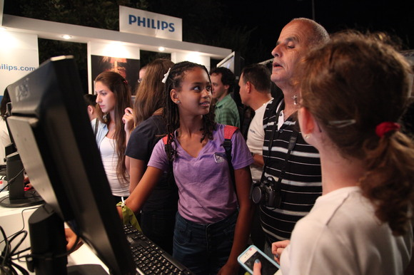 Technion and CS 2012 Researchers Night, photo 344