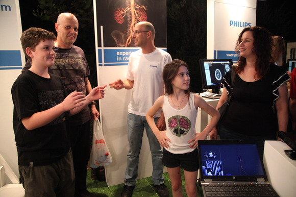 Technion and CS 2012 Researchers Night, photo 346