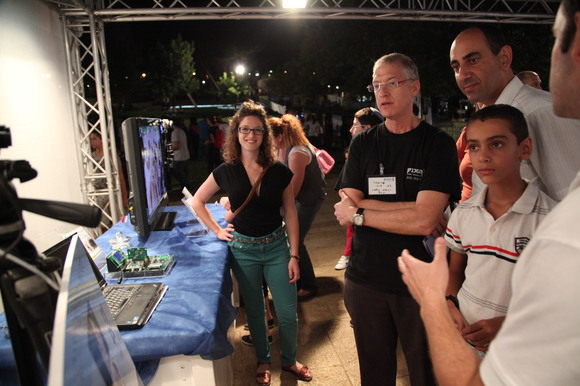 Technion and CS 2012 Researchers Night, photo 349