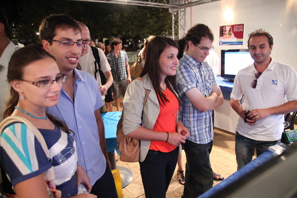 Technion and CS 2012 Researchers Night, photo 350