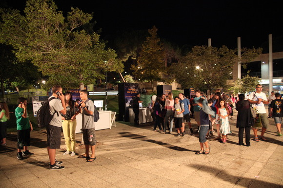 Technion and CS 2012 Researchers Night, photo 356