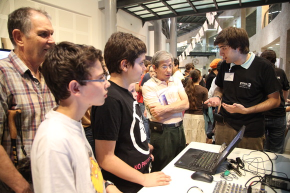 Technion and CS 2012 Researchers Night, photo 365