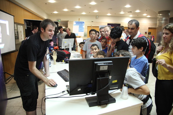 Technion and CS 2012 Researchers Night, photo 370