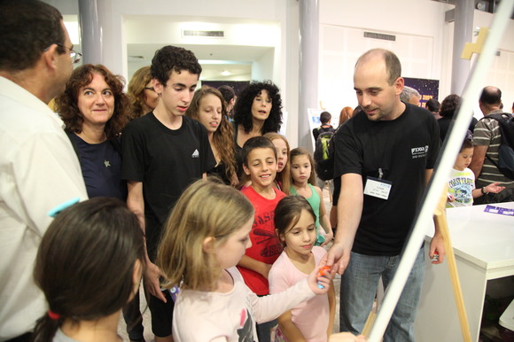 Technion and CS 2012 Researchers Night, photo 372