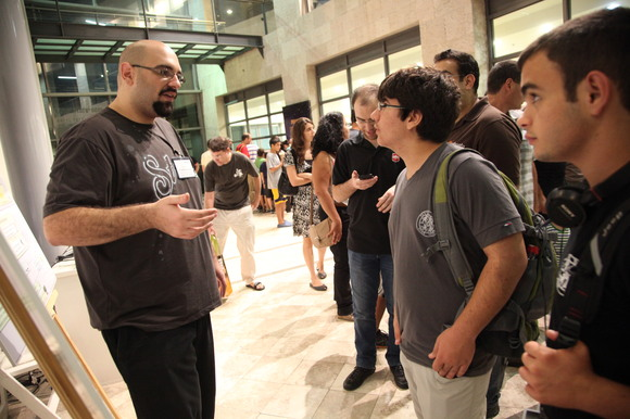 Technion and CS 2012 Researchers Night, photo 374