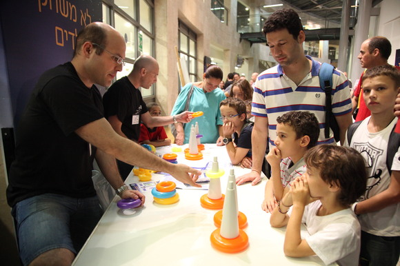 Technion and CS 2012 Researchers Night, photo 376