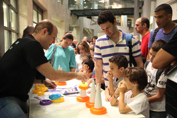 Technion and CS 2012 Researchers Night, photo 377