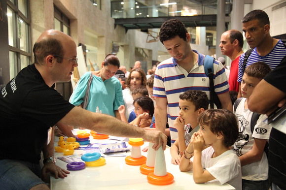 Technion and CS 2012 Researchers Night, photo 378