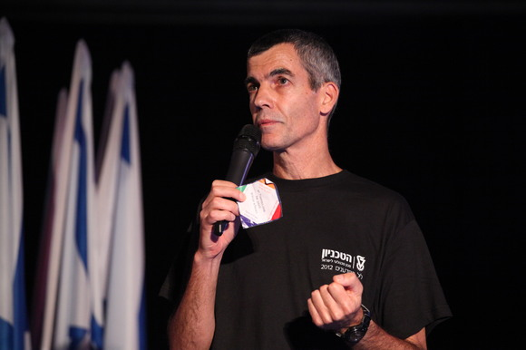 Technion and CS 2012 Researchers Night, photo 410