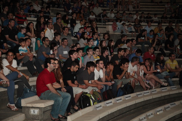 Technion and CS 2012 Researchers Night, photo 424