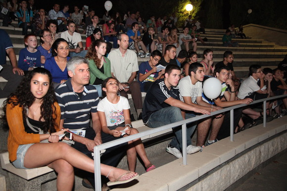 Technion and CS 2012 Researchers Night, photo 430
