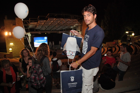 Technion and CS 2012 Researchers Night, photo 442