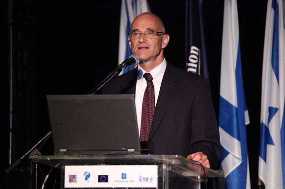 Technion and CS 2012 Researchers Night, photo 466