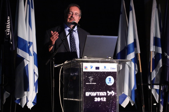 Technion and CS 2012 Researchers Night, photo 487