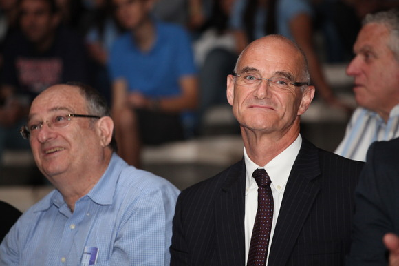 Technion and CS 2012 Researchers Night, photo 523